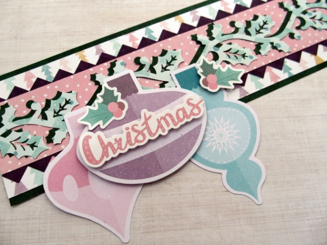 Holly-Punch-Christmas-Ornament-Scrapbook-Border-Creative-Memories