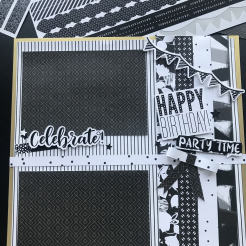 black-white-birthday-scrapbook-layout-creative-memories14