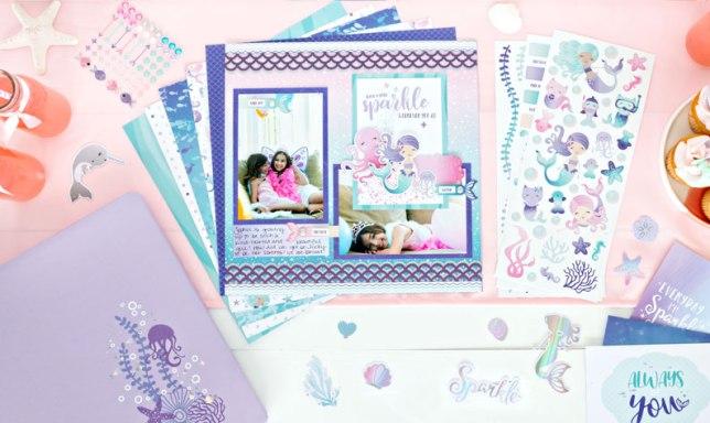 Mermaid-Scrapbook-Supplies-Creative-Memories-2
